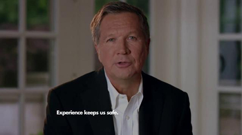 New Day for America TV Spot, \'Us.\' Featuring John Kasich