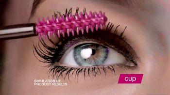Maybelline New York Push Up Drama Mascara TV Spot, 'Falsies' Ft. Gigi Hadid