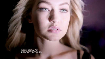 Maybelline New York Push Up Drama Mascara TV Spot, 'Falsies' Ft. Gigi Hadid - Thumbnail 1