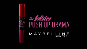 Maybelline New York Push Up Drama Mascara TV Spot, 'Falsies' Ft. Gigi Hadid - Thumbnail 2