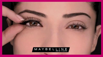 Maybelline New York Push Up Drama Mascara TV Spot, 'Falsies' Ft. Gigi Hadid - Thumbnail 6