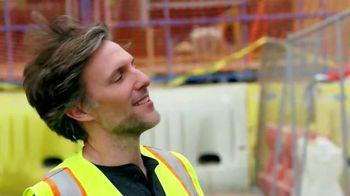 Selsun Blue Full & Thick TV Spot, 'Construction'