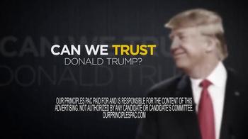 Our Principles PAC TV Spot, 'Questions' - Thumbnail 7