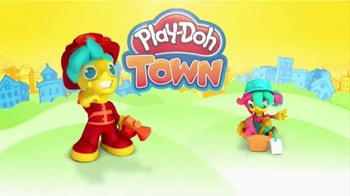 Play-Doh Town TV Spot, 'Create Your Own Adventures' - Thumbnail 1