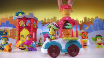 Play-Doh Town TV Spot, 'Create Your Own Adventures' - Thumbnail 5