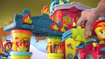 Play-Doh Town TV Spot, 'Create Your Own Adventures' - Thumbnail 7