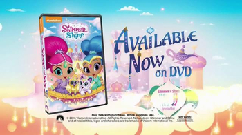 Shimmer and Shine Home Entertainment TV Spot - Thumbnail 8