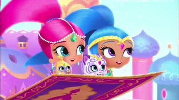 Shimmer and Shine Home Entertainment TV Spot