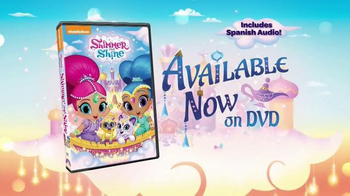 Shimmer and Shine Home Entertainment TV Spot - Thumbnail 3