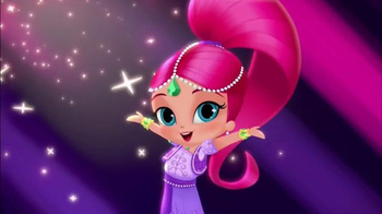 Shimmer and Shine Home Entertainment TV Spot - Thumbnail 4
