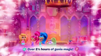 Shimmer and Shine Home Entertainment TV Spot - Thumbnail 6