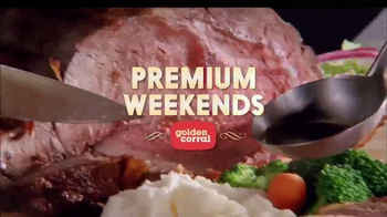 Golden Corral Premium Weekends TV Spot, 'Regalo' [Spanish] - Thumbnail 2