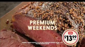 Golden Corral Premium Weekends TV Spot, 'Regalo' [Spanish] - Thumbnail 5