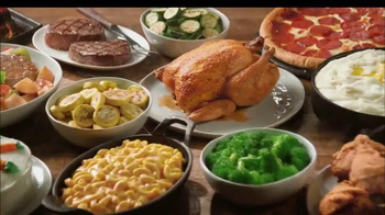 Golden Corral Premium Weekends TV Spot, 'Regalo' [Spanish] - 356 commercial airings