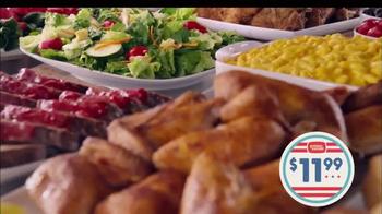 Golden Corral Premium Weekends TV Spot, 'Regalo' [Spanish] - Thumbnail 8