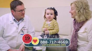 Shriners Hospitals for Children TV Spot, 'Tim & Linda' - Thumbnail 7