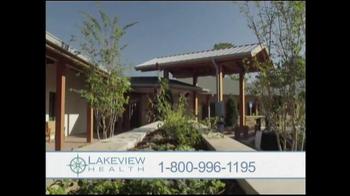 Lakeview Health TV Spot, 'Addiction Treatment' - Thumbnail 3
