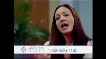Lakeview Health TV Spot, 'Addiction Treatment' - Thumbnail 4