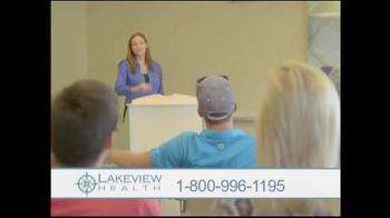 Lakeview Health TV Spot, 'Addiction Treatment' - Thumbnail 7
