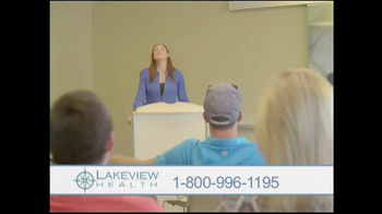 Lakeview Health TV Spot, 'Addiction Treatment' - Thumbnail 9