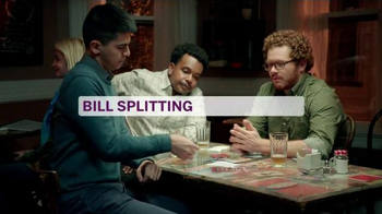 Ally Bank TV Spot, 'Facts of Life: Bill Splitting' - Thumbnail 4