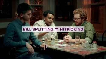 Ally Bank TV Spot, 'Facts of Life: Bill Splitting' - Thumbnail 5