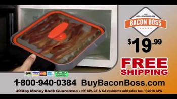All-American Bacon Boss TV Spot, 'Crank It Flat' - Thumbnail 8