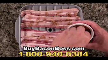 All-American Bacon Boss TV Spot, 'Crank It Flat' - Thumbnail 5