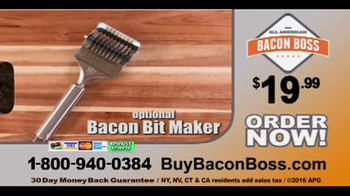 All-American Bacon Boss TV Spot, 'Crank It Flat' - Thumbnail 7