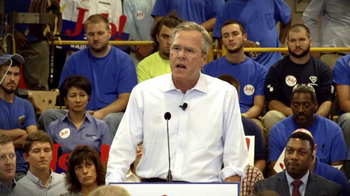 Jeb 2016 TV Spot, 'Jobs'