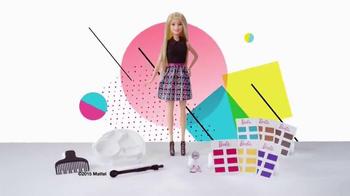 Barbie Mix 'N Color TV Spot, 'So Many Styles' - Thumbnail 2