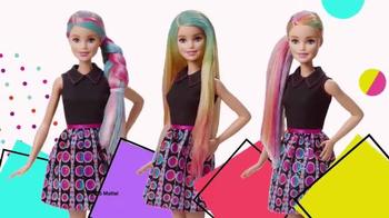 Barbie Mix 'N Color TV Spot, 'So Many Styles' - Thumbnail 3
