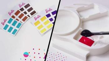 Barbie Mix 'N Color TV Spot, 'So Many Styles' - Thumbnail 4