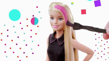 Barbie Mix 'N Color TV Spot, 'So Many Styles' - Thumbnail 5