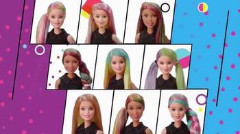 Barbie Mix 'N Color TV Spot, 'So Many Styles' - Thumbnail 7