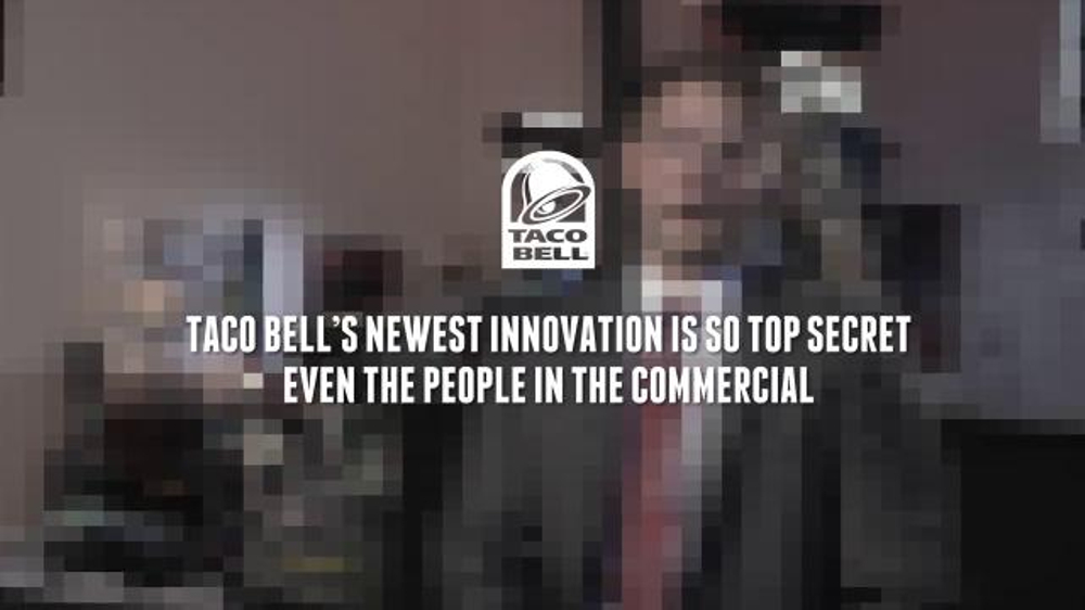Taco Bell Super Bowl 2016 Teaser, 'Behind the Scenes: Texas Law Hawk'
