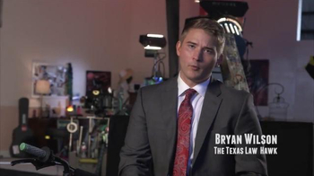 Taco Bell Super Bowl 2016 Teaser, 'Behind the Scenes: Texas Law Hawk' - Thumbnail 2