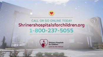 Shriners Hospitals for Children TV Spot, 'Former President Jimmy Carter' - Thumbnail 10