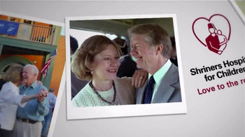 Shriners Hospitals for Children TV Spot, 'Former President Jimmy Carter' - Thumbnail 4