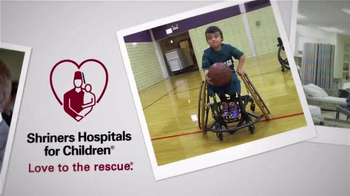 Shriners Hospitals for Children TV Spot, 'Former President Jimmy Carter' - Thumbnail 6