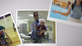 Shriners Hospitals for Children TV Spot, 'Former President Jimmy Carter' - Thumbnail 7