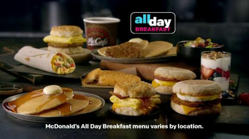 McDonald's All Day Breakfast TV Spot, 'Good Morning' Song by Moon Taxi - Thumbnail 9