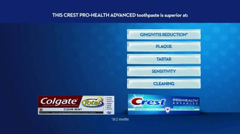 Crest Pro-Health Advanced TV Spot, 'Advice From Mom' - Thumbnail 3