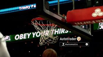 AutoTrader.com TV Spot, 'NBA' - Thumbnail 4