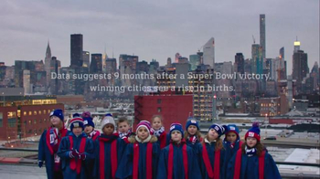 NFL Super Bowl 2016 TV Spot, 'Super Bowl Babies Choir' Feat. Seal - Thumbnail 2