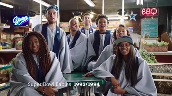 NFL Super Bowl 2016 TV Spot, 'Super Bowl Babies Choir' Feat. Seal - Thumbnail 5