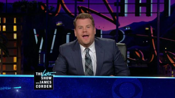The Late Late Show Super Bowl 2016 TV Promo, 'Catch' - Thumbnail 1