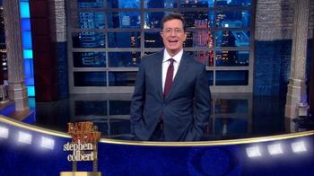 The Late Show Super Bowl 2016 TV Promo - Thumbnail 1