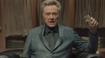 Kia Super Bowl 2016 TV Spot, 'Walken Closet' Featuring Christopher Walken