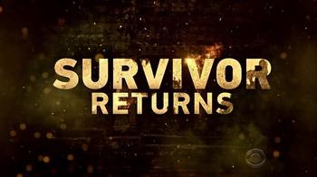 Survivor Super Bowl 2016 TV Promo - Thumbnail 2